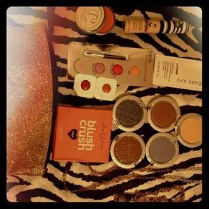 Makeup bag Filled With makeup and more